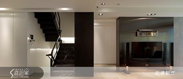 中古屋(5~15年)_現代風客廳樓梯案例圖片_近境制作_近境制作_31之3