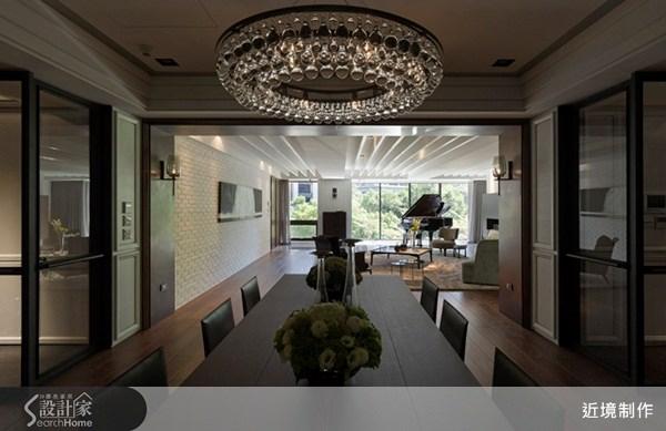 125坪中古屋(5~15年)_美式風餐廳案例圖片_近境制作_近境制作_33之1