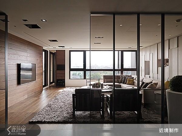 90坪新成屋(5年以下)_現代風客廳案例圖片_近境制作_近境制作_34之1