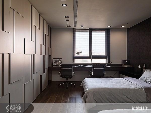 90坪新成屋(5年以下)_現代風臥室案例圖片_近境制作_近境制作_34之20