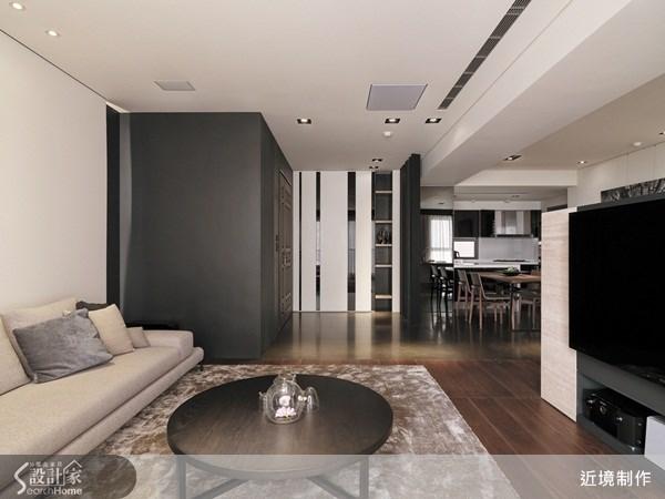 45坪新成屋(5年以下)_現代風客廳案例圖片_近境制作_近境制作_37之5