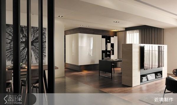 45坪新成屋(5年以下)_現代風餐廳案例圖片_近境制作_近境制作_37之2