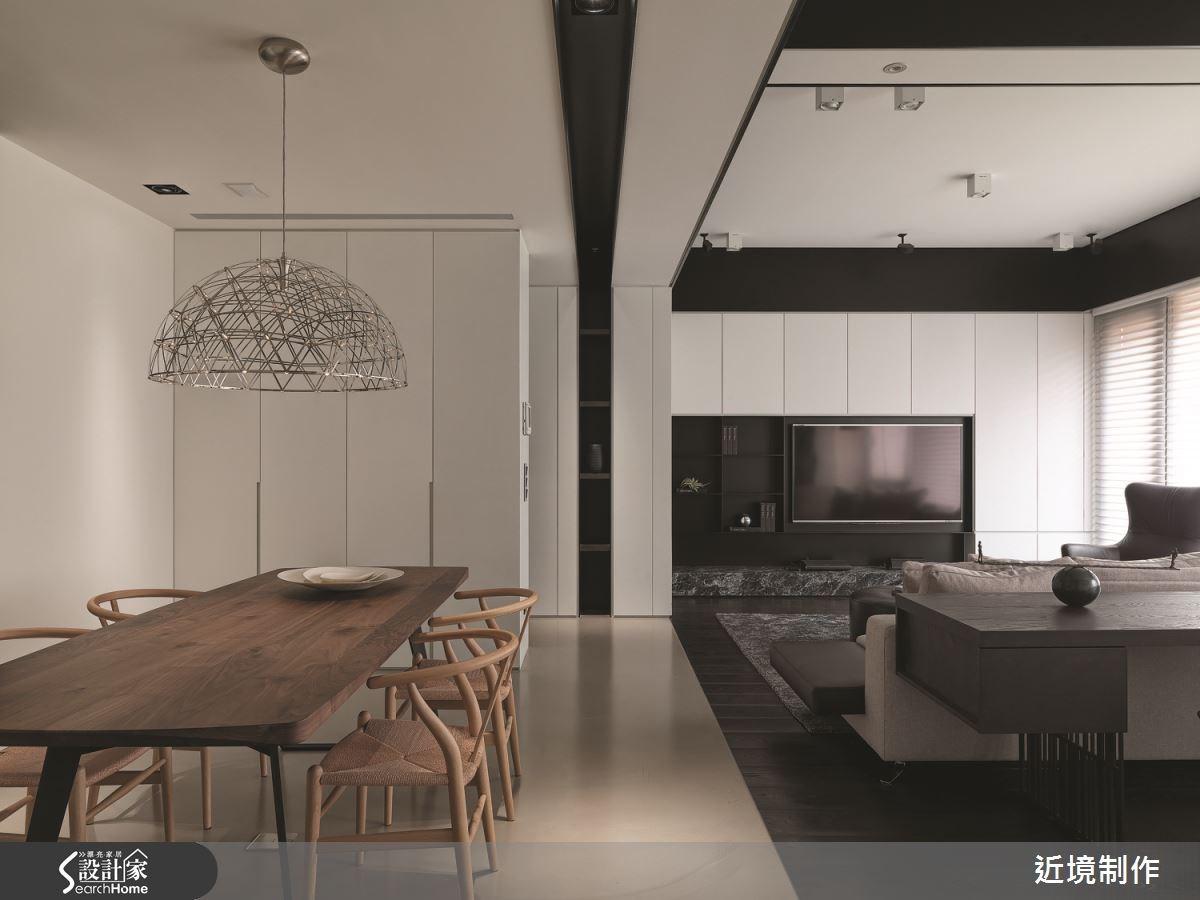 45坪中古屋(5~15年)_現代風餐廳案例圖片_近境制作_近境制作_47之3