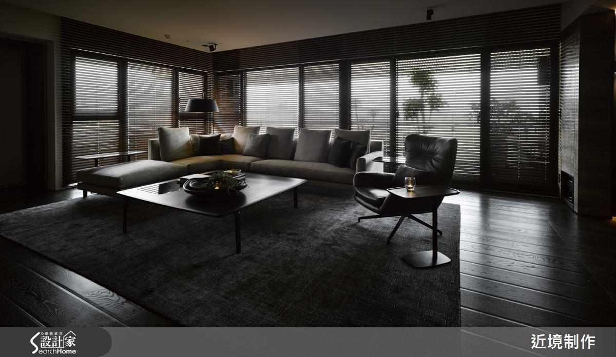 91坪頂級人文隱寓 欣賞光線在動靜之間的自然律動