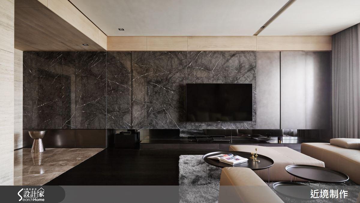 60坪新成屋(5年以下)_現代風客廳案例圖片_近境制作_近境制作_67之3