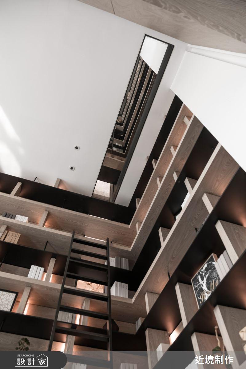 45坪新成屋(5年以下)_人文風多功能室案例圖片_近境制作_近境制作_86之9