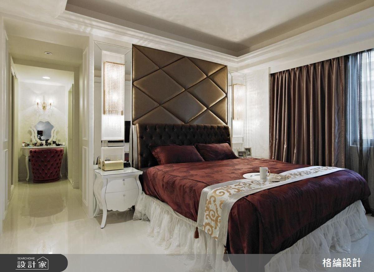 33坪新成屋(5年以下)_新古典臥室案例圖片_格綸設計 Guru Interior Design Consultant_格綸_02之10