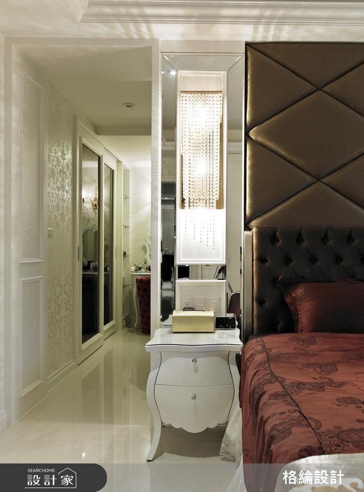 33坪新成屋(5年以下)_新古典臥室案例圖片_格綸設計 Guru Interior Design Consultant_格綸_02之11
