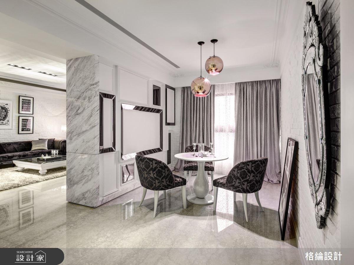 45坪新成屋(5年以下)_新古典案例圖片_格綸設計 Guru Interior Design Consultant_格綸_05之6