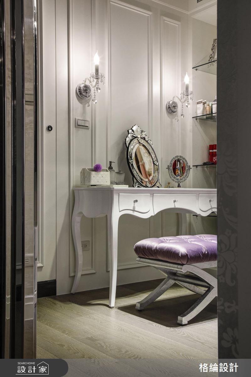 45坪新成屋(5年以下)_新古典案例圖片_格綸設計 Guru Interior Design Consultant_格綸_05之10