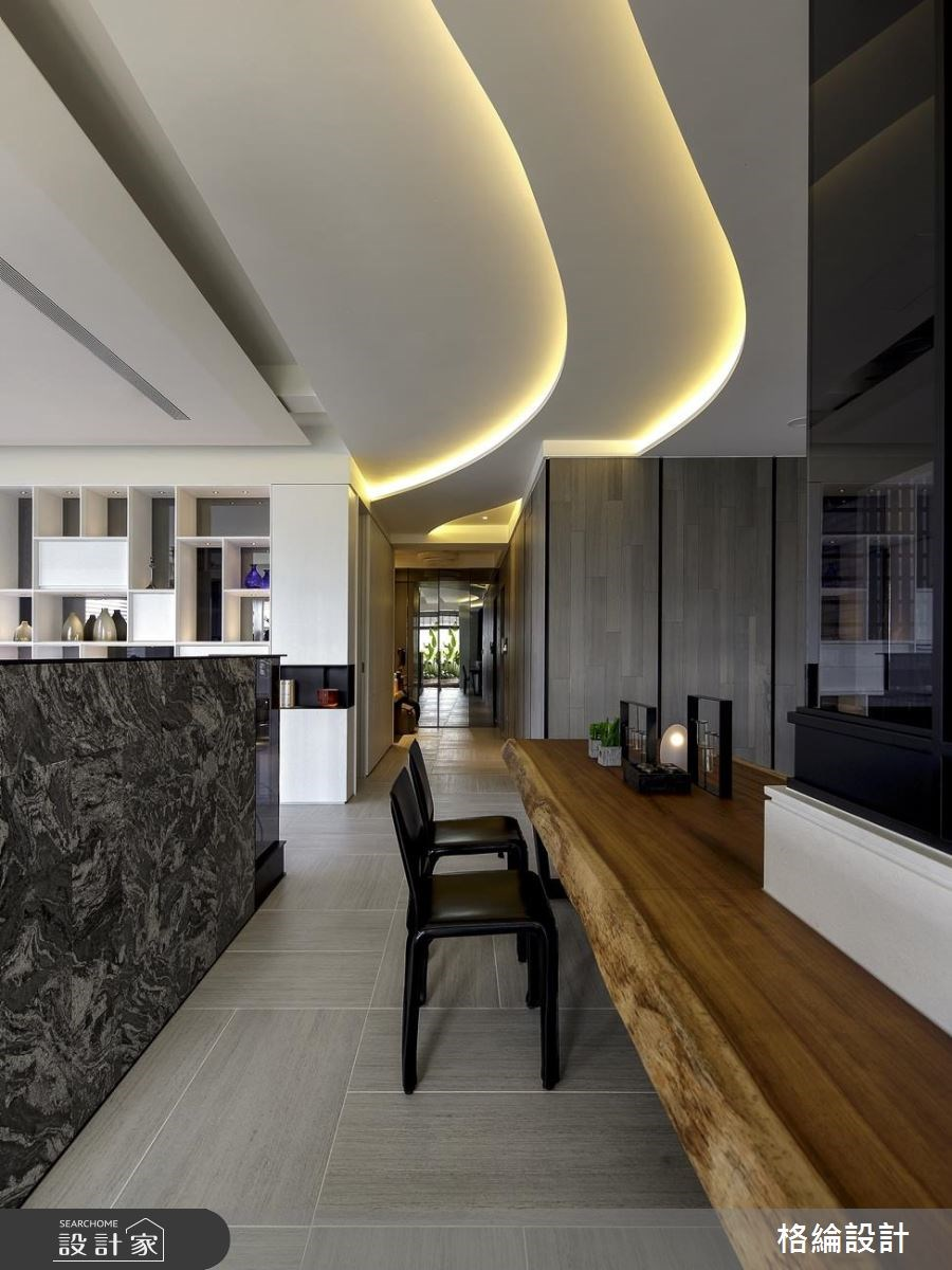 60坪新成屋(5年以下)_現代風案例圖片_格綸設計 Guru Interior Design Consultant_格綸_22之5