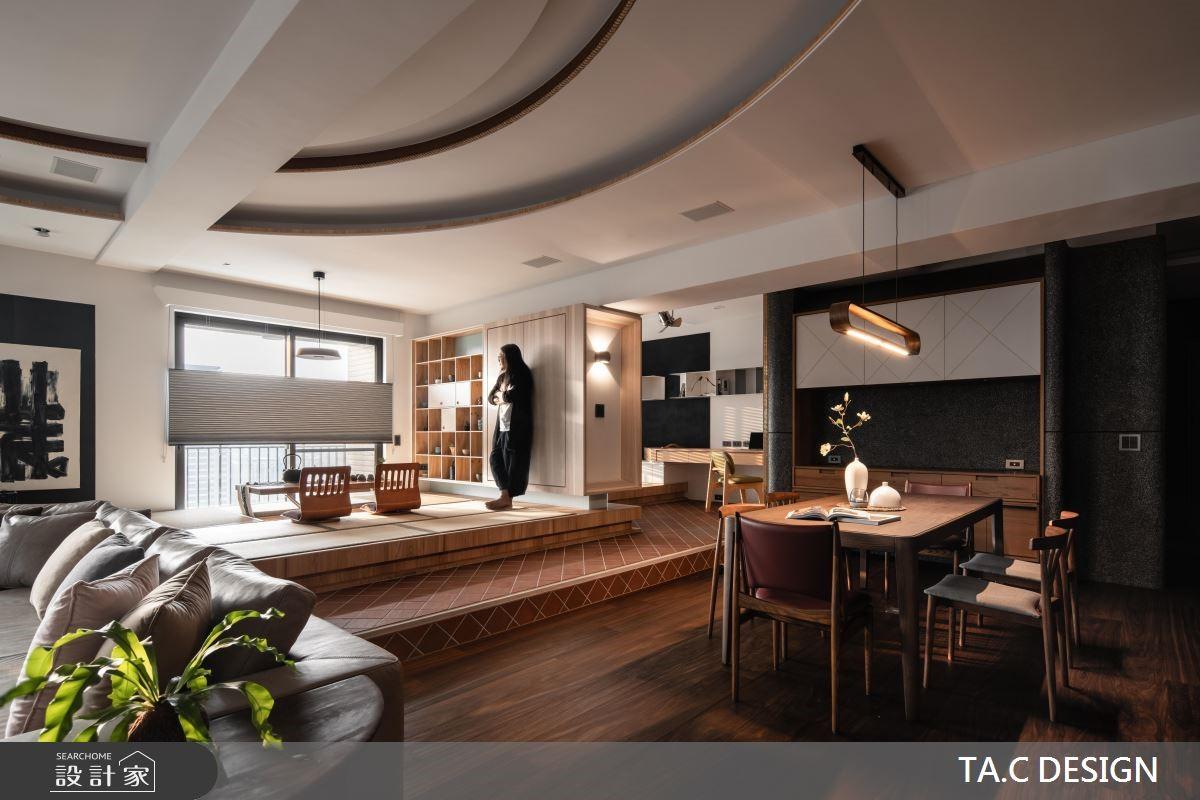 80坪新成屋(5年以下)_人文禪風和室案例圖片_太工創作設計_太工_24之4