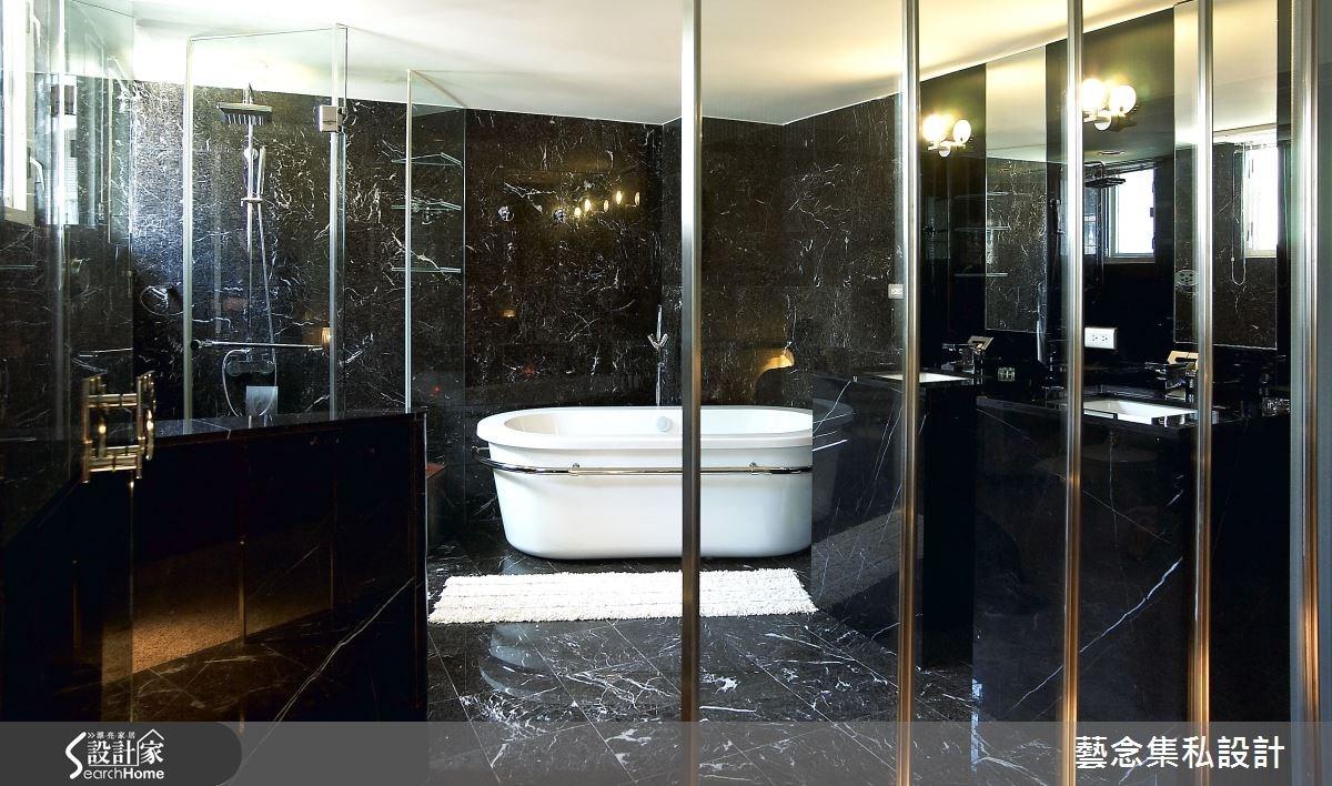 160坪老屋(16~30年)_現代風浴室案例圖片_藝念集私空間設計_藝念集私_19之12