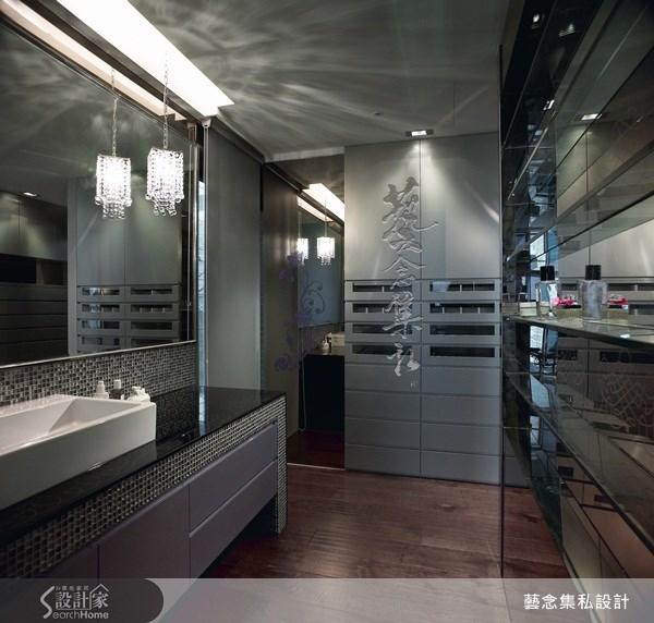 83坪新成屋(5年以下)_簡約風浴室案例圖片_藝念集私空間設計_藝念集私_22之11