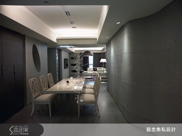 83坪新成屋(5年以下)_簡約風餐廳案例圖片_藝念集私空間設計_藝念集私_22之6