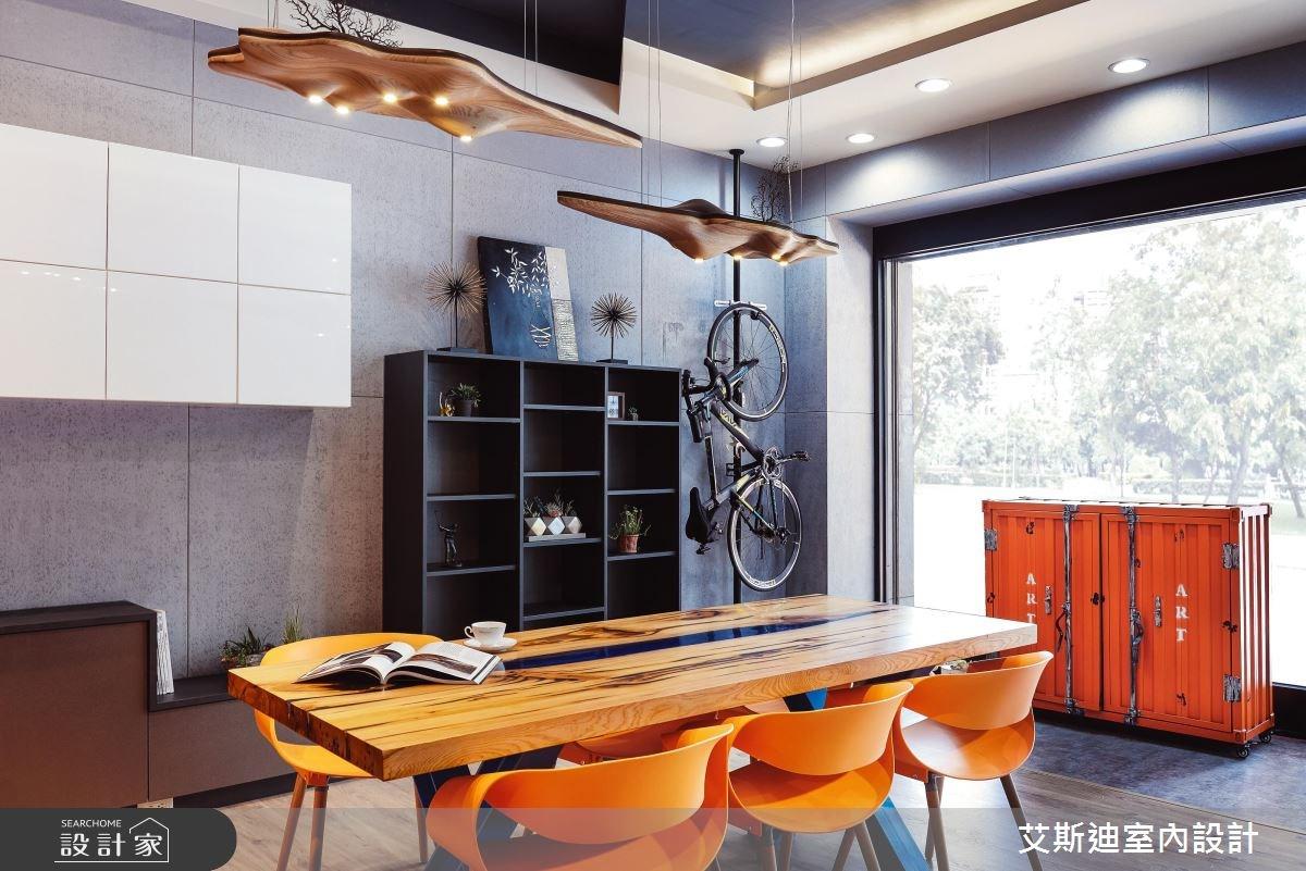 20坪中古屋(5~15年)_混搭風商業空間案例圖片_艾斯迪室內設計_艾斯迪_01之3