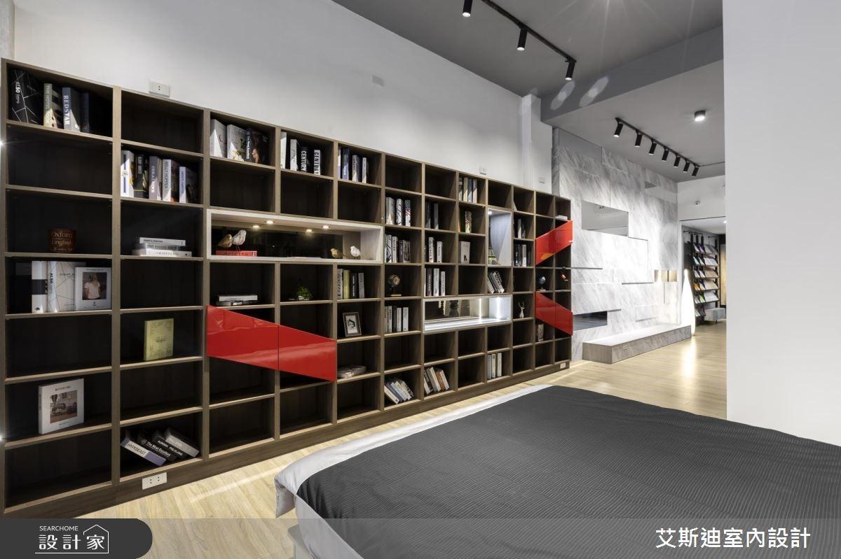 35坪中古屋(5~15年)_現代風商業空間案例圖片_艾斯迪室內設計_艾斯迪_03之18