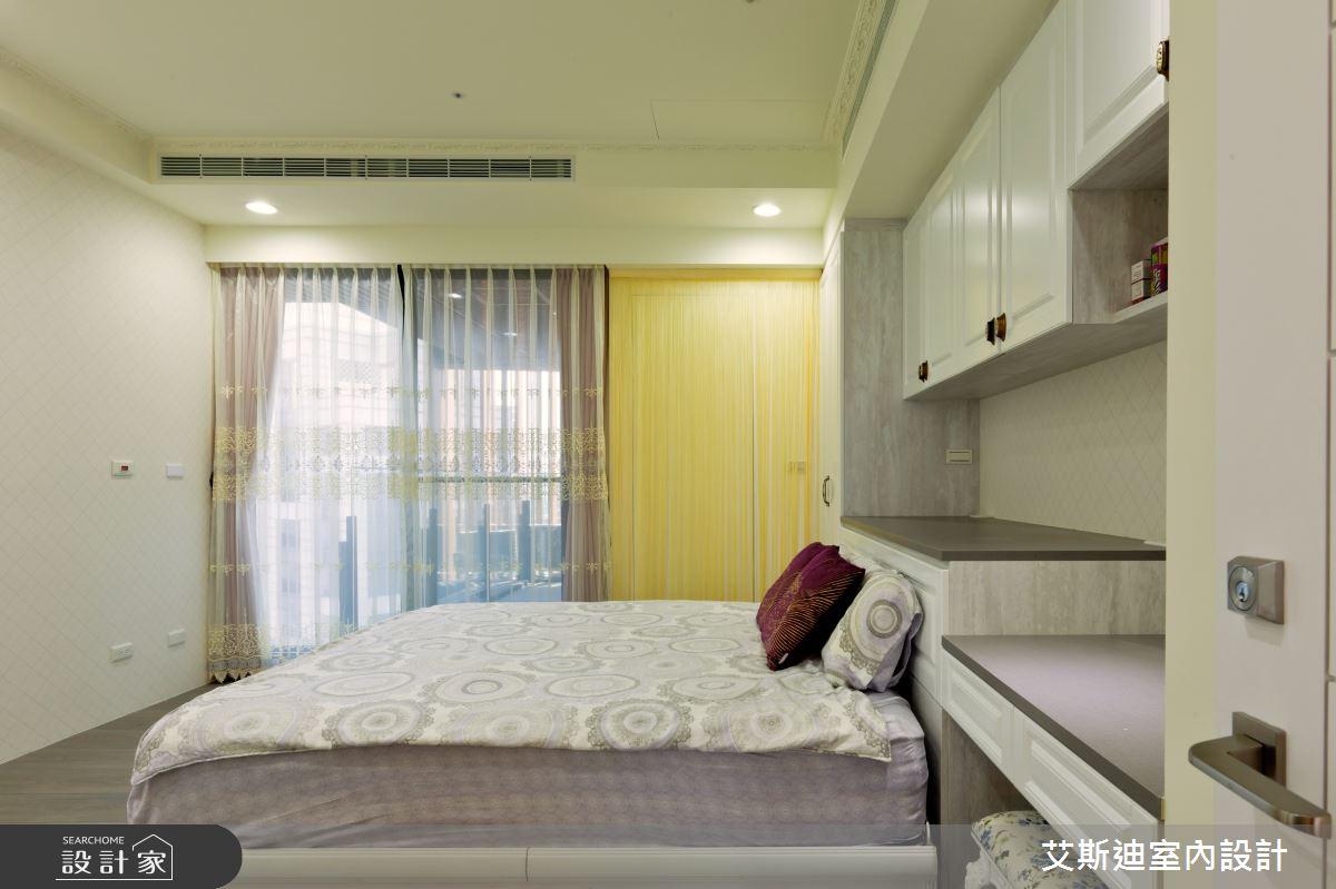 53坪新成屋(5年以下)_鄉村風臥室案例圖片_艾斯迪室內設計_艾斯迪_04之21