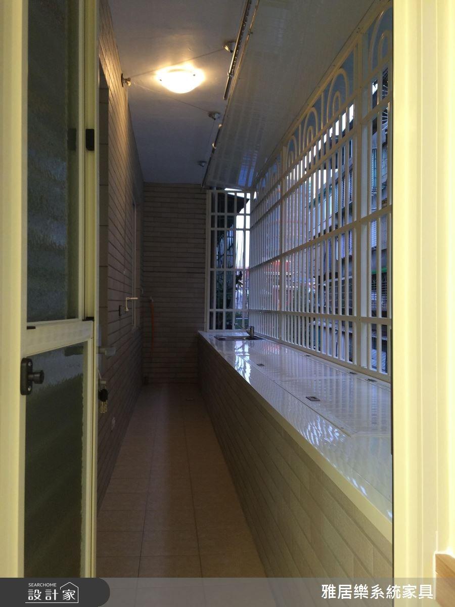 35坪老屋(16~30年)_北歐風案例圖片_雅居樂系統室內設計_雅居樂_01之12