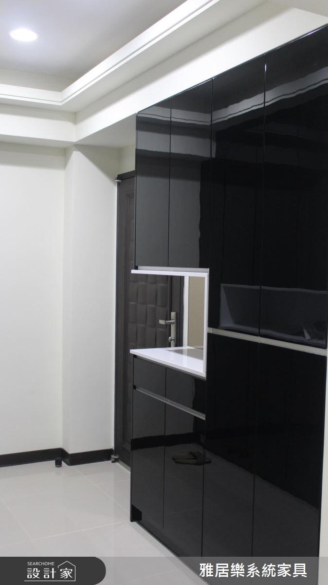 18坪老屋(16~30年)_現代風玄關案例圖片_雅居樂系統室內設計_雅居樂_04之1