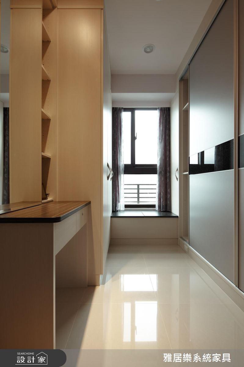 25坪新成屋(5年以下)_混搭風案例圖片_雅居樂系統室內設計_雅居樂_05之5