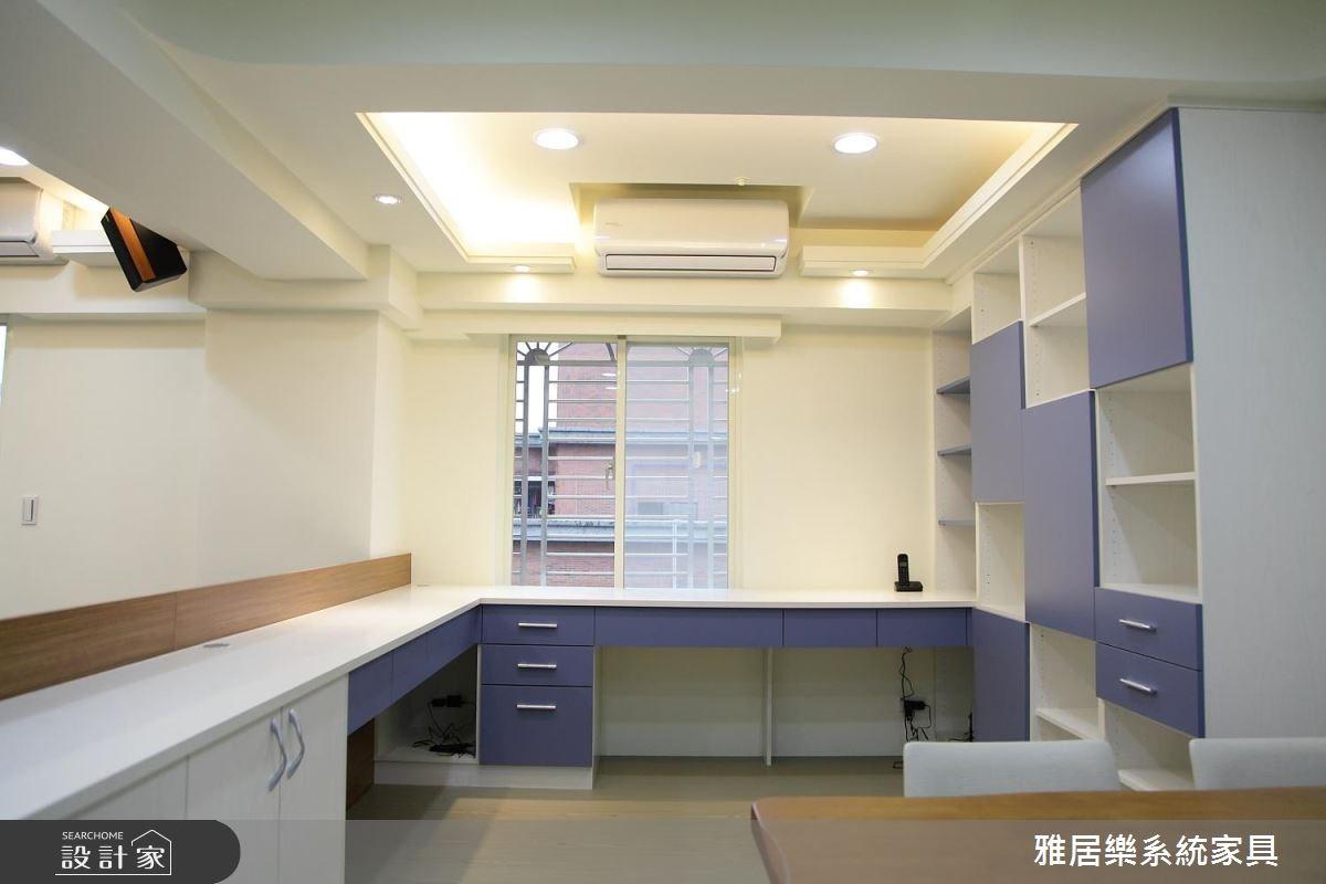 35坪老屋(16~30年)_混搭風案例圖片_雅居樂系統室內設計_雅居樂_08之2
