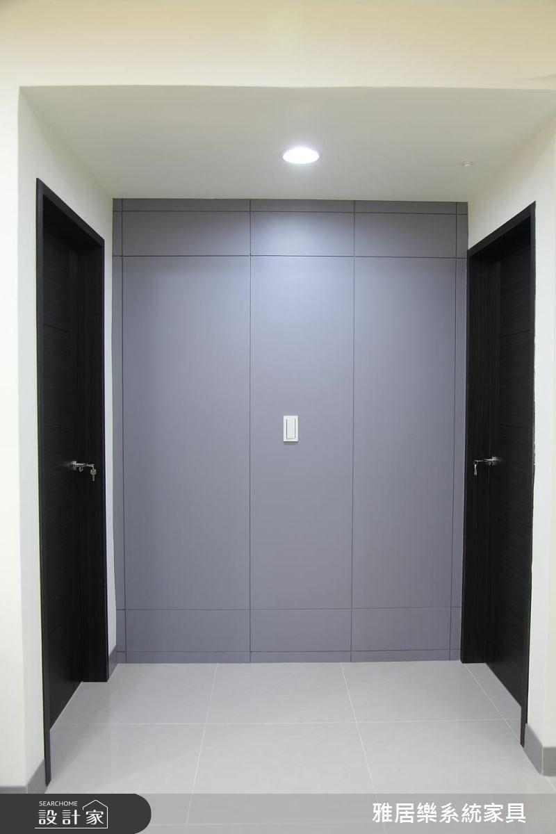 35坪老屋(16~30年)_混搭風走廊案例圖片_雅居樂系統室內設計_雅居樂_08之5
