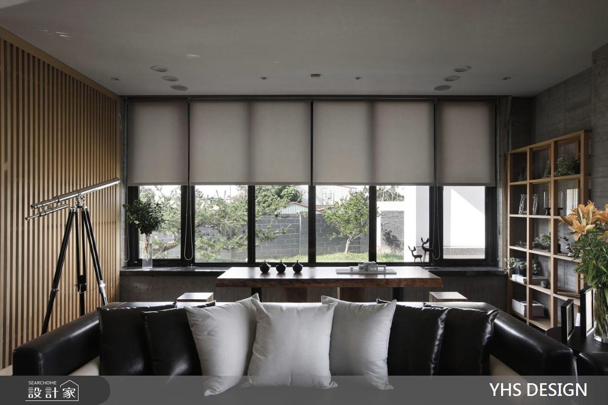 429坪新成屋(5年以下)_現代風客廳餐廳案例圖片_YHS DESIGN設計事業_YHS_半山建築之2