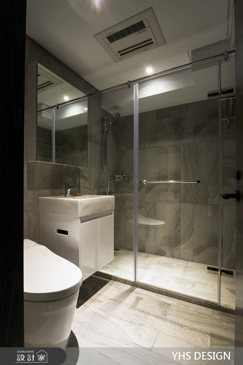 28坪老屋(16~30年)_奢華風浴室案例圖片_YHS DESIGN設計事業_YHS_世青禮蘭之12