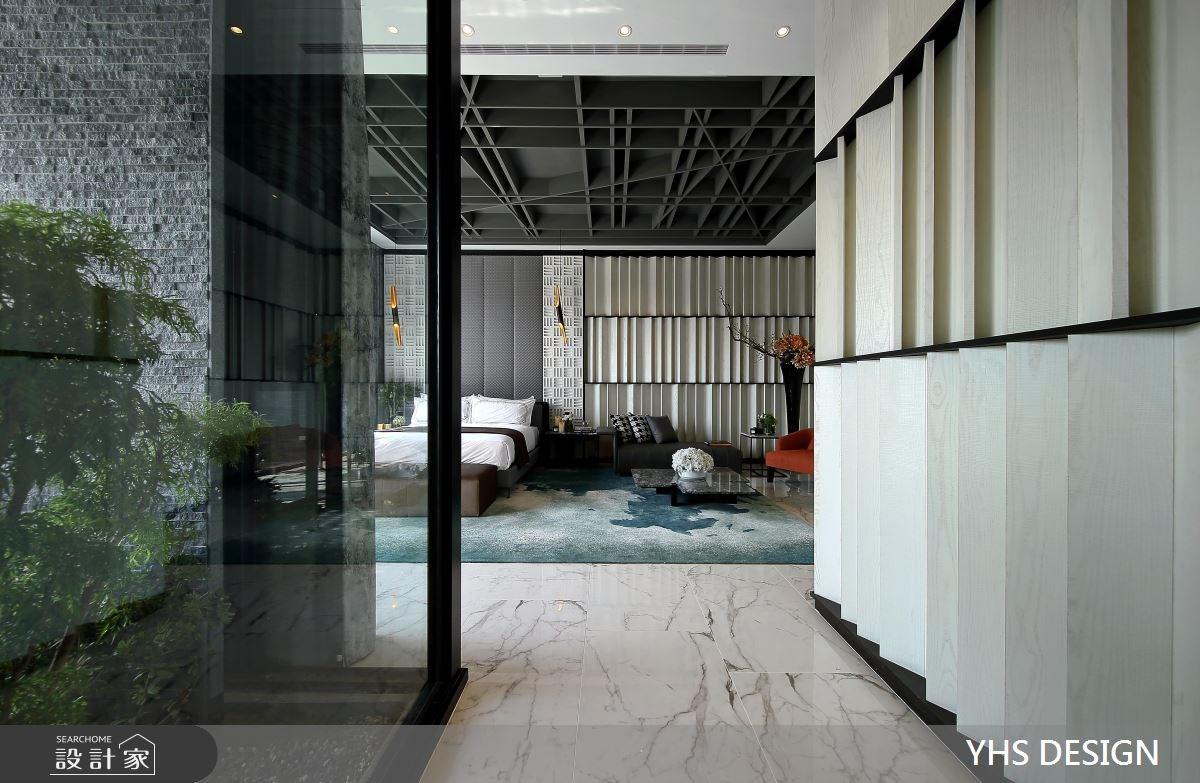 60坪_奢華風客廳臥室案例圖片_YHS DESIGN設計事業_YHS_熙居之3