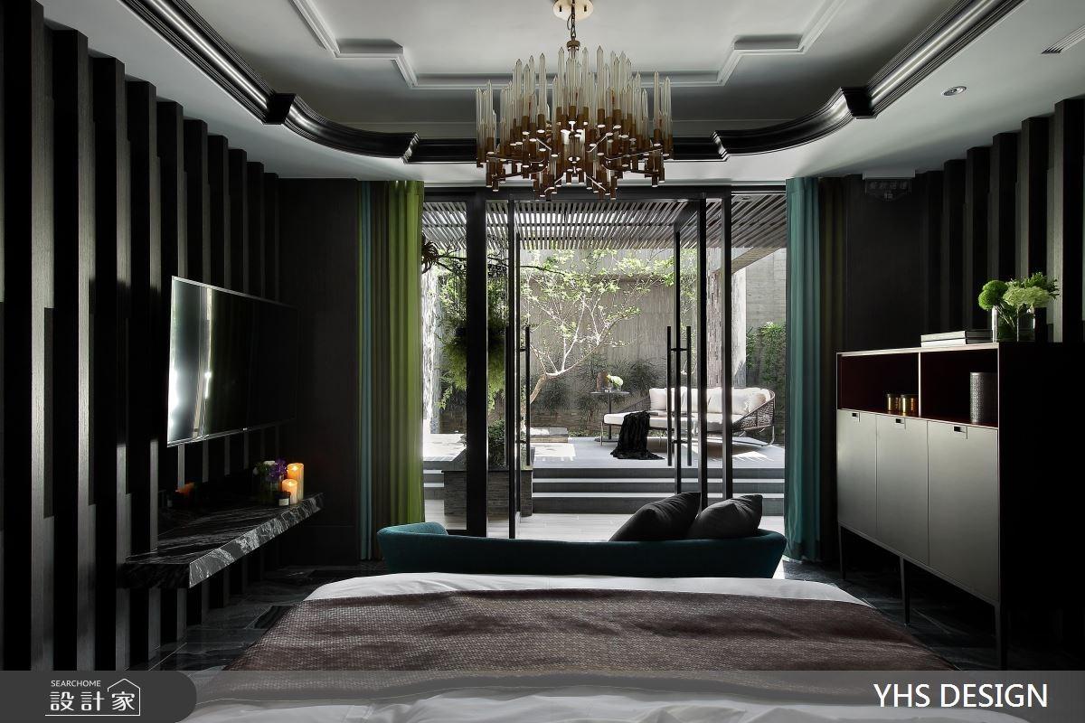50坪_奢華風庭院臥室案例圖片_YHS DESIGN設計事業_YHS_澹美之8