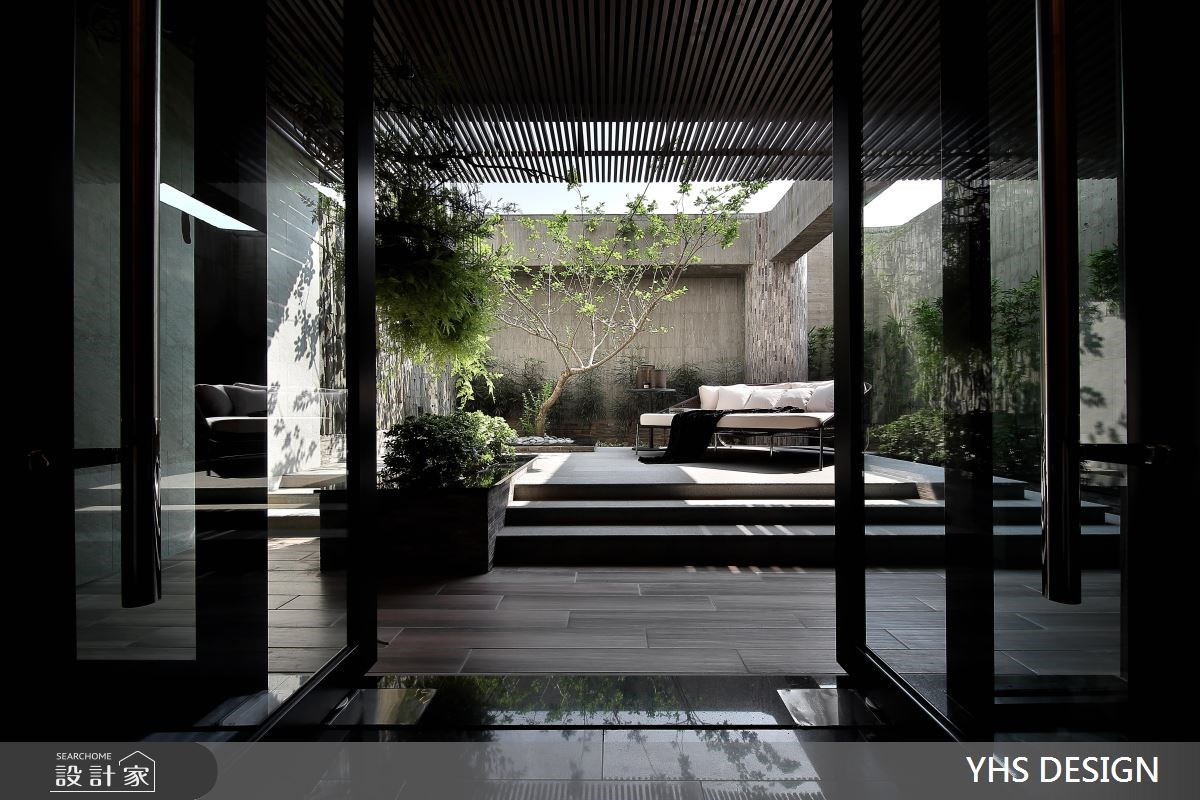 50坪_奢華風庭院案例圖片_YHS DESIGN設計事業_YHS_澹美之10