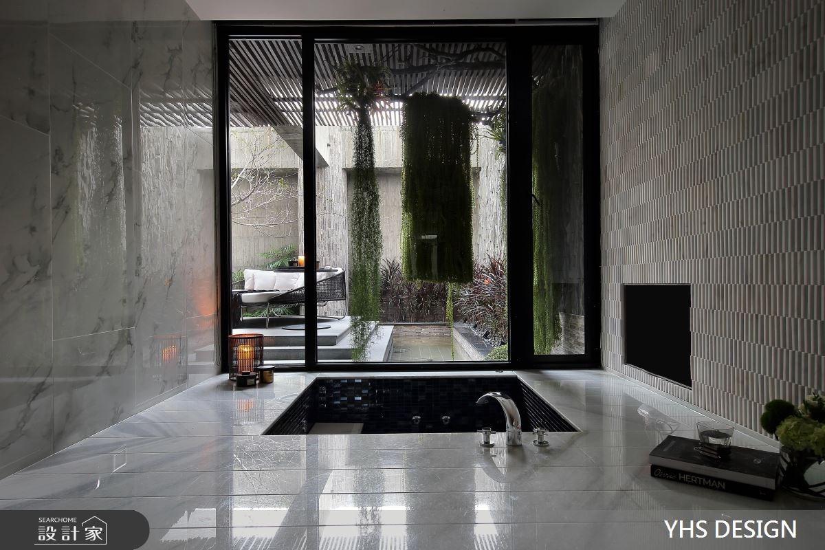50坪_奢華風浴室案例圖片_YHS DESIGN設計事業_YHS_澹美之16