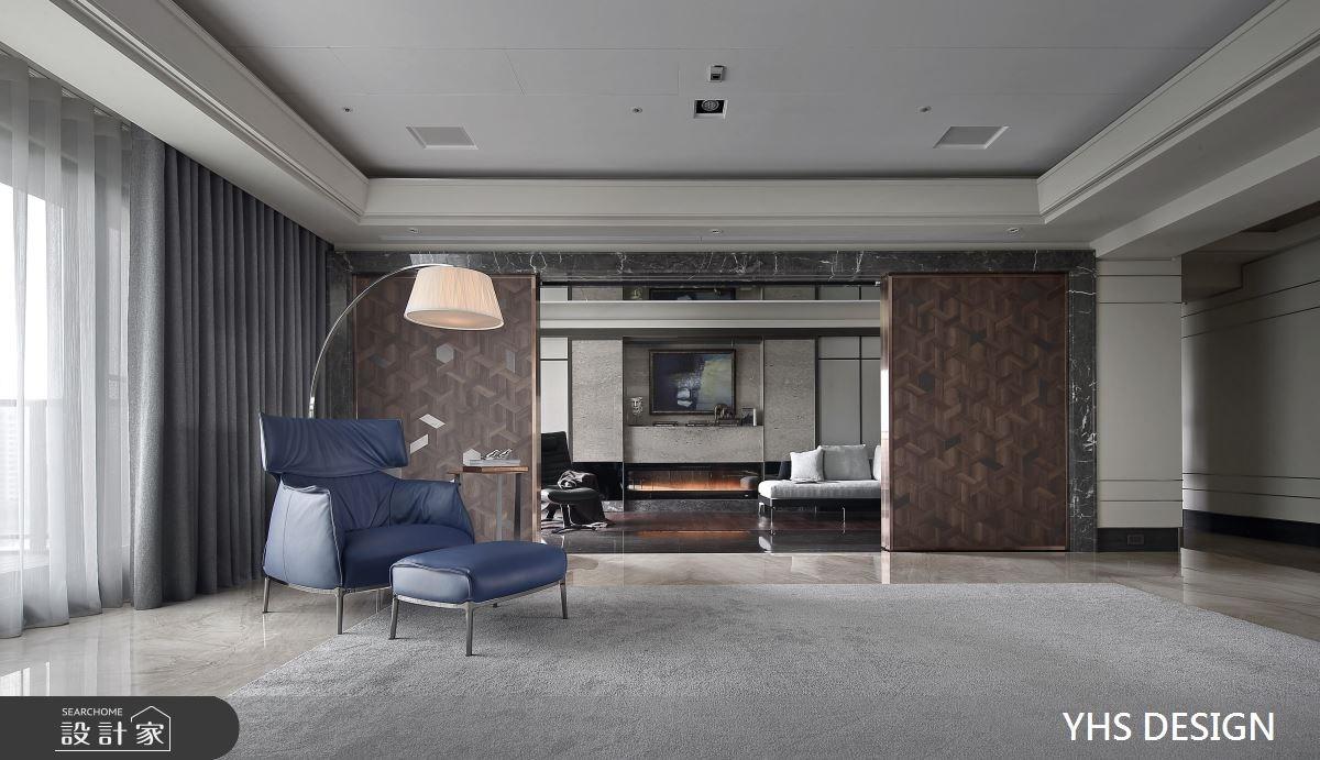148坪新成屋(5年以下)_現代風客廳案例圖片_YHS DESIGN設計事業_YHS_森鑄之8
