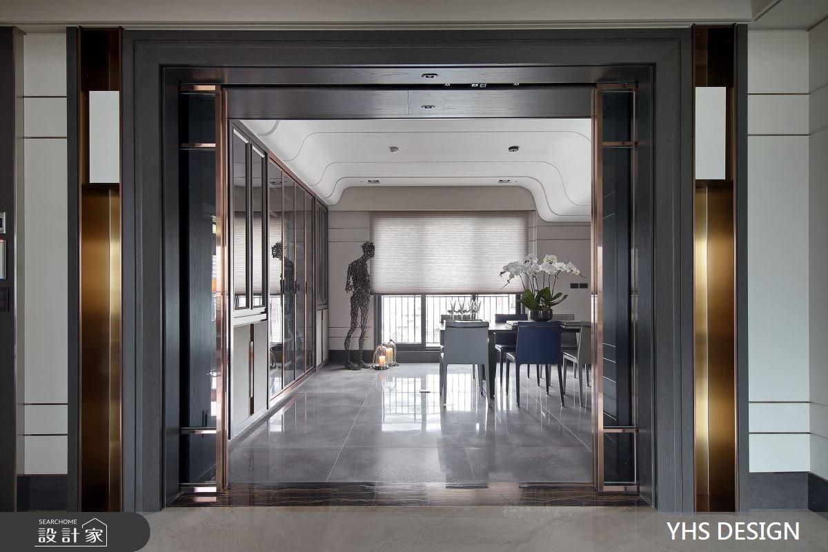 148坪新成屋(5年以下)_現代風餐廳案例圖片_YHS DESIGN設計事業_YHS_森鑄之14
