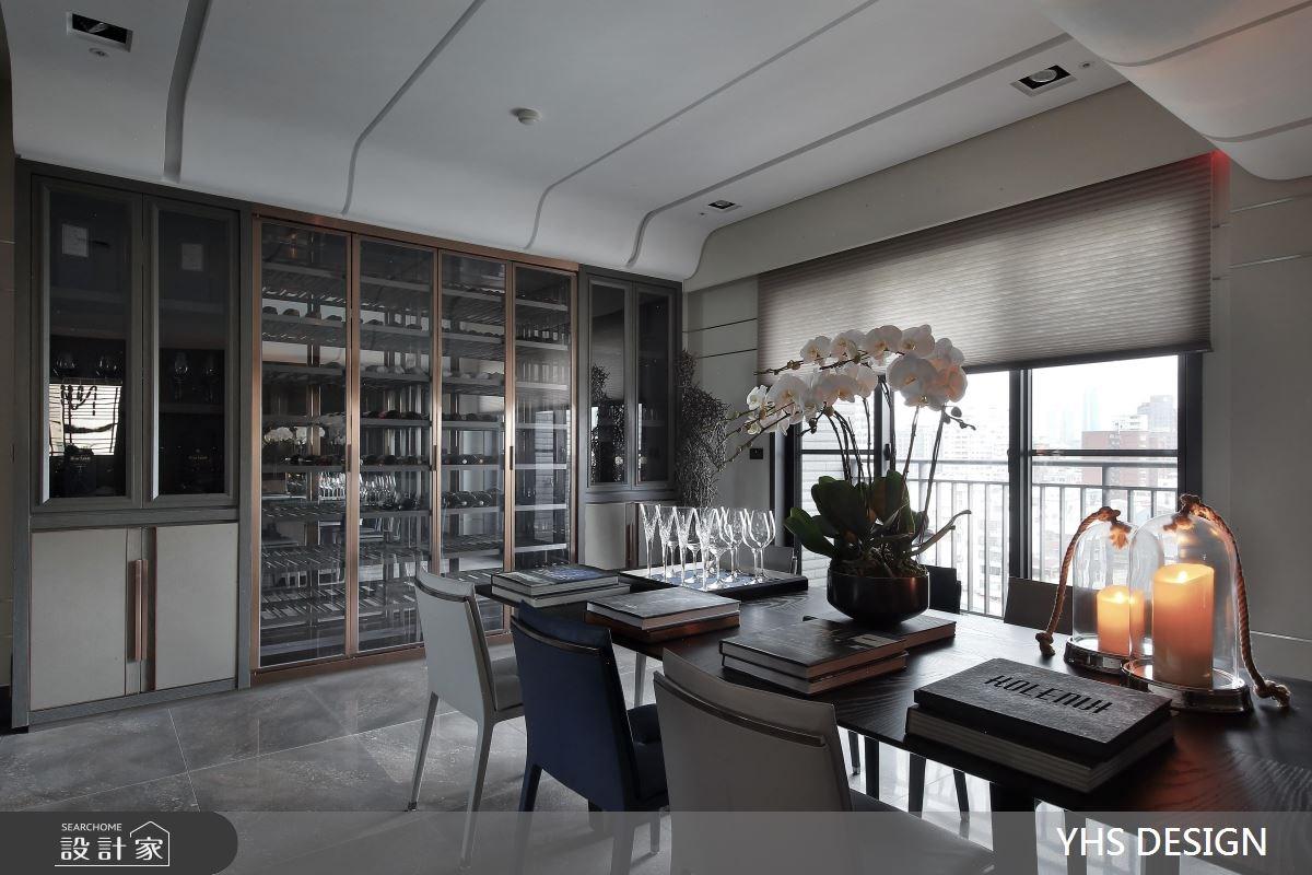 148坪新成屋(5年以下)_現代風餐廳案例圖片_YHS DESIGN設計事業_YHS_森鑄之16