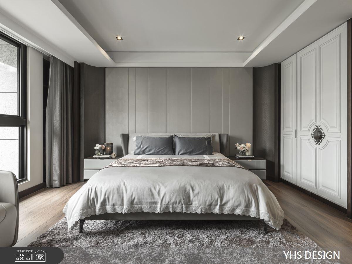 64坪新成屋(5年以下)_新中式風臥室案例圖片_YHS DESIGN設計事業_YHS_天青之12