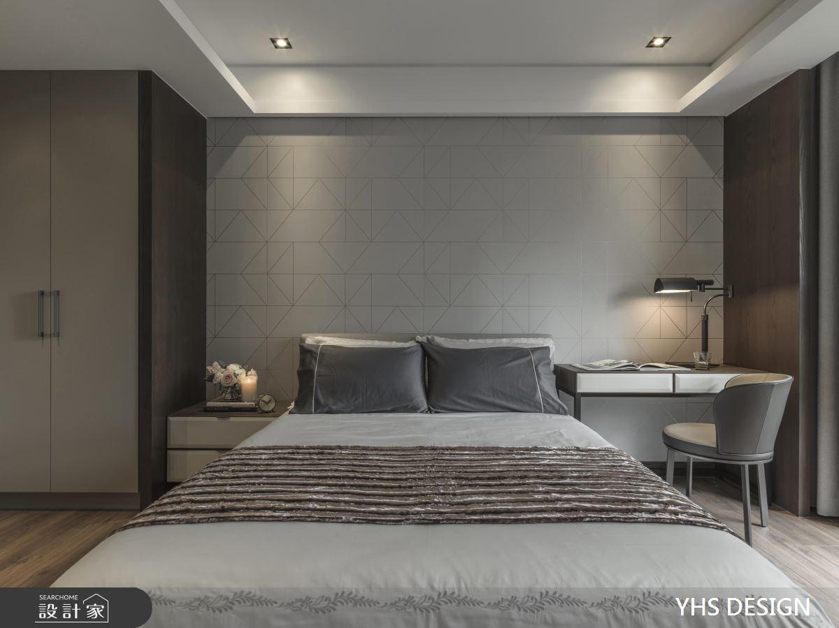 64坪新成屋(5年以下)_新中式風臥室案例圖片_YHS DESIGN設計事業_YHS_天青之15
