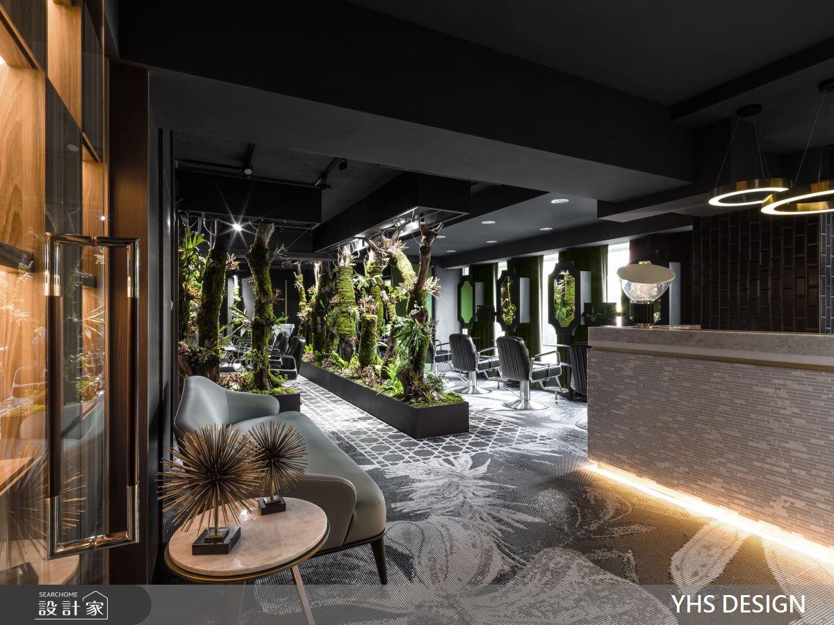 28坪老屋(16~30年)_混搭風商業空間案例圖片_YHS DESIGN設計事業_YHS_島嶼之1