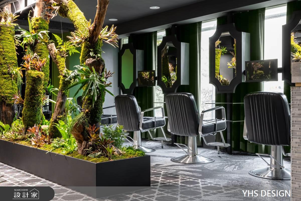 28坪老屋(16~30年)_混搭風商業空間案例圖片_YHS DESIGN設計事業_YHS_島嶼之4