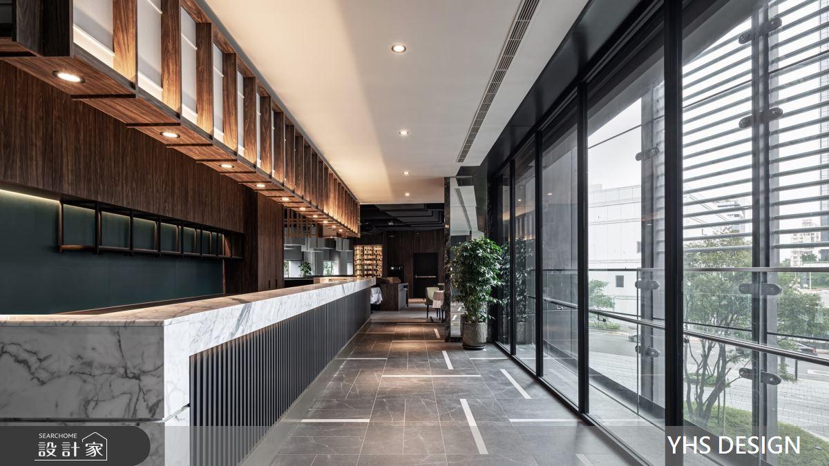 152坪新成屋(5年以下)_輕奢風商業空間案例圖片_YHS DESIGN設計事業_YHS_曲,隱身空間之2
