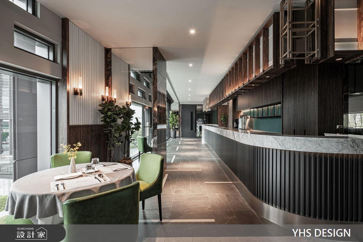 152坪新成屋(5年以下)_輕奢風商業空間案例圖片_YHS DESIGN設計事業_YHS_曲,隱身空間之4