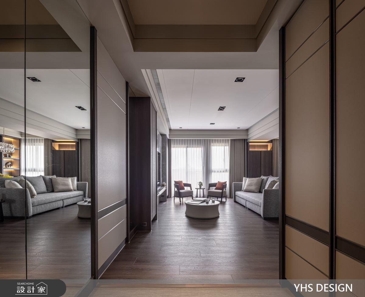 30坪新成屋(5年以下)_現代風案例圖片_YHS DESIGN設計事業_YHS_泰景之1