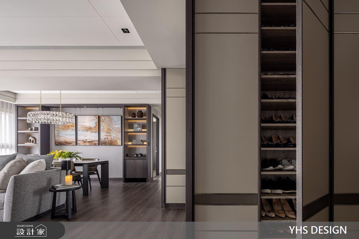 30坪新成屋(5年以下)_現代風案例圖片_YHS DESIGN設計事業_YHS_泰景之4