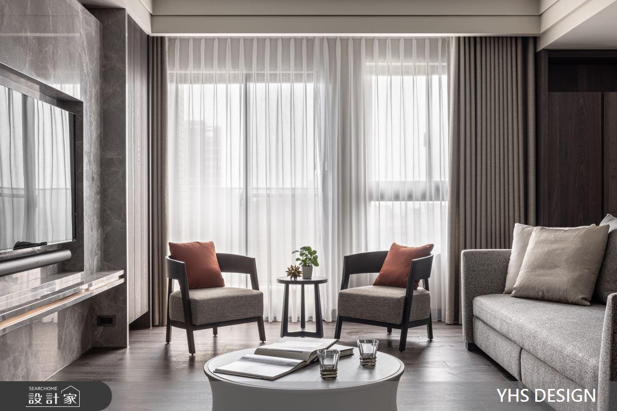 30坪新成屋(5年以下)_現代風案例圖片_YHS DESIGN設計事業_YHS_泰景之6