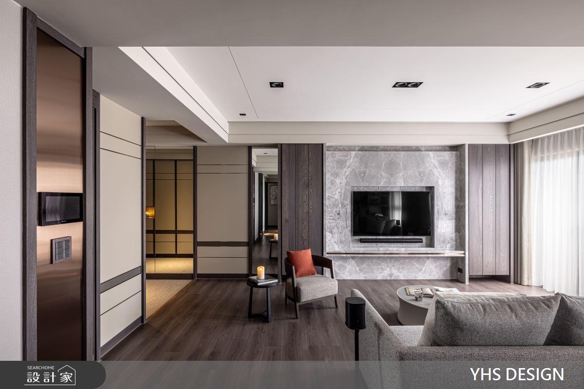 30坪新成屋(5年以下)_現代風案例圖片_YHS DESIGN設計事業_YHS_泰景之7