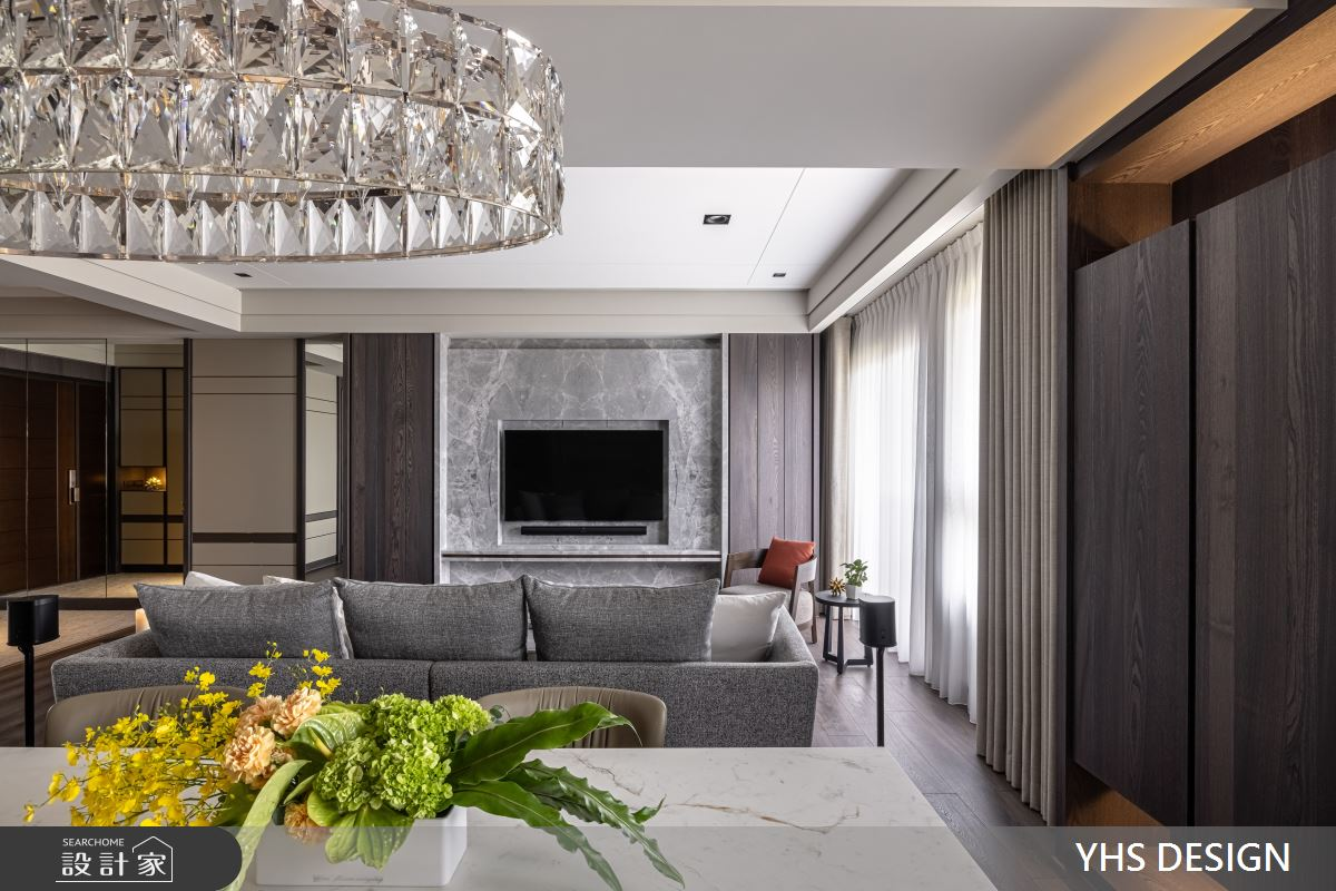 30坪新成屋(5年以下)_現代風案例圖片_YHS DESIGN設計事業_YHS_泰景之10