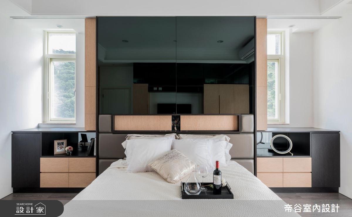 100坪_現代風臥室案例圖片_帝谷室內裝修設計有限公司_帝谷_12之11