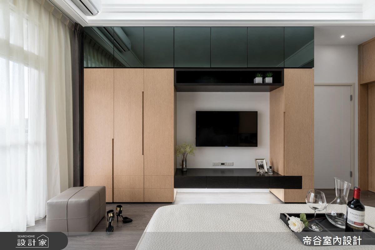 100坪_現代風臥室案例圖片_帝谷室內裝修設計有限公司_帝谷_12之12