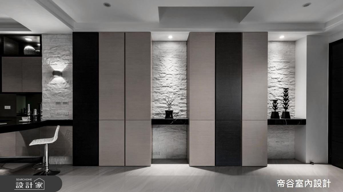 120坪新成屋(5年以下)_現代風玄關案例圖片_帝谷室內裝修設計有限公司_帝谷_19之4